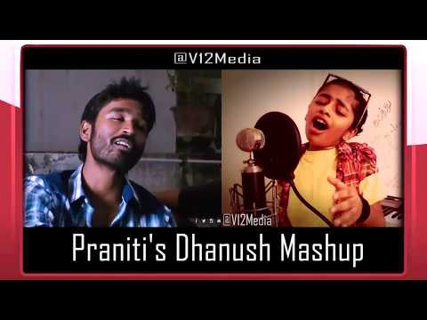 Praniti | Dhanush and Anirudh(DNA) |...
