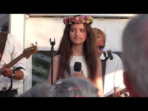 Angelina Jordan - I Put a Spell On You - Larkollen - 19.07