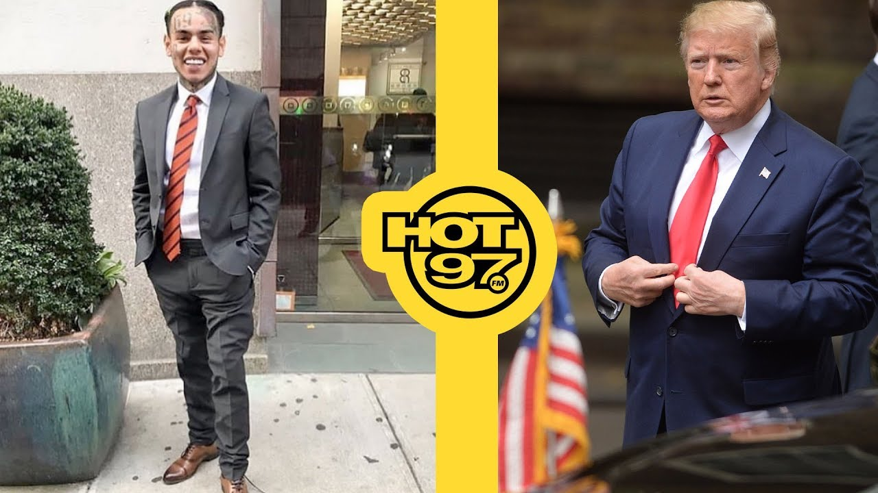 Tekashi 6ix9ine Sentenced To 24 Months In Prison + Donald Trump IMPEACHED