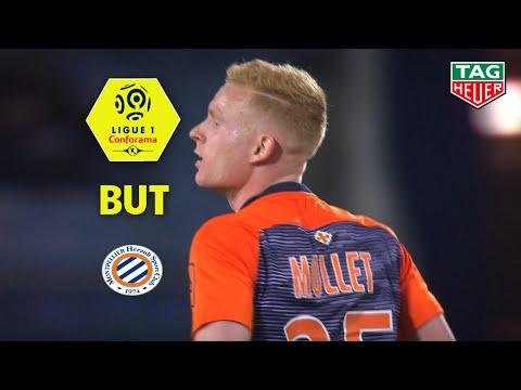 But Florent MOLLET (76') / Montpellier Hérault SC - FC Nantes (1-1)  (MHSC-FCN)/ 2018-19