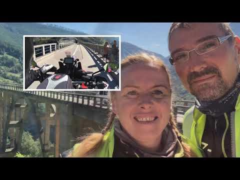 Mit dem Motorrad um die Adria - Balkan und Italien - Motorradsommer 2019
