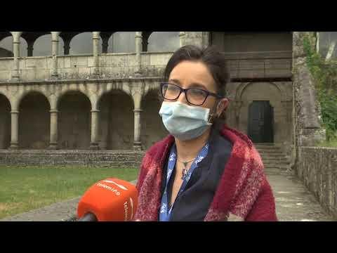 La actividad turística regresa a la Ribeira Sacra con la apertura del Mosteiro de Santa María 4 6 20
