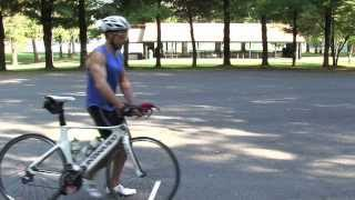 This video is not available. How to Smoothly Mount Your Bike in a Triathlon