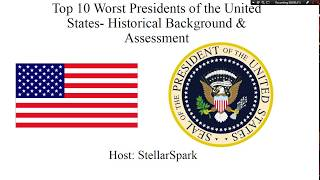 Top 10 Worst Presidents of the United States
