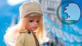 Как сделать кепку для кукол. How to make a cap for a doll.