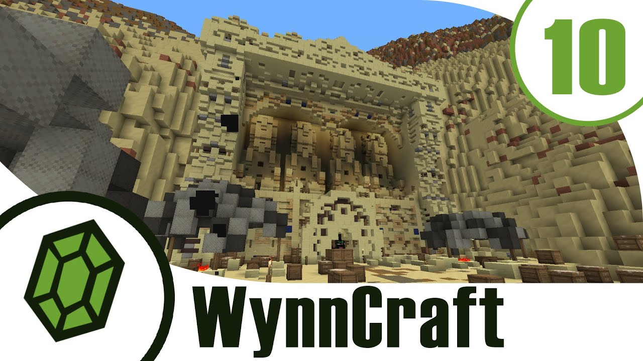 the mummys tomb wynncraft