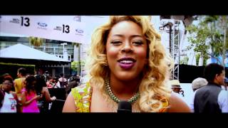 BET Awards Red Carpet Coverage w/ Reina Royal on BlackTree TV