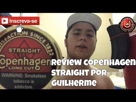 Review Fumo de Mascar Copenhagen Straight por Guilherme😚💦 🍃
