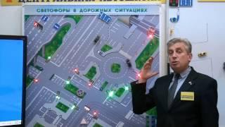 Новейшие технологии обучения водителей в  Центральной автошколе Москвы
