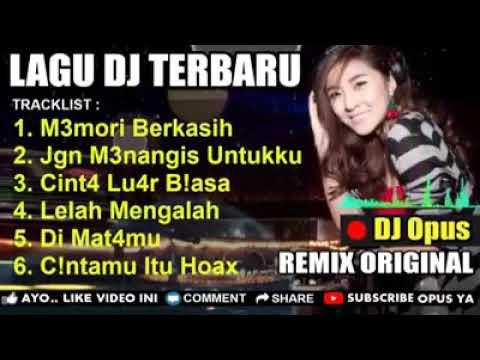 Dj house musik Remix Memori Berkasih Terbaru 2019