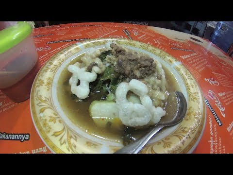 Indonesia Cirebon Street Food 2168 Part.1  Docang Campolai YDXJ0285