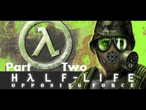 Half Life Opposing Force Part 2 Crouch Jump City Youtube