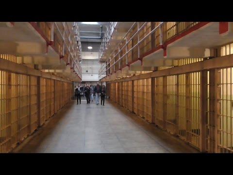Alcatraz Island - San Francisco Bay excursion HD