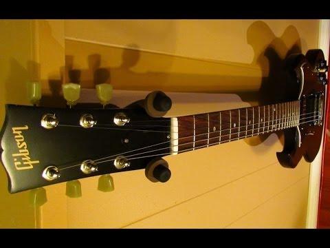 Gibson G String, Fix Bind at Nut