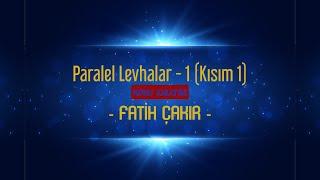 Paralel levhalar 1 (1.bölüm) (konu anlatımı)