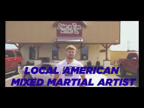 Thug Nasty Bryce Mitchell's auto commercial