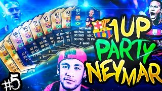 FIFA 16. 1UP NEYMAR PARTY. #5 OMG TOTS MACHINE
