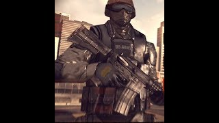 Modern Combat 3: Fallen Nation .Mission 1 gameplay