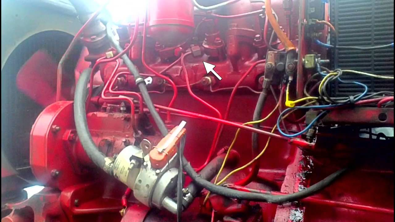 Bleeding a diesel fuel system  YouTube