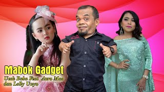Download video Mabok Gadget - Ucok Baba Feat Aura Mao dan Lolly Unyu