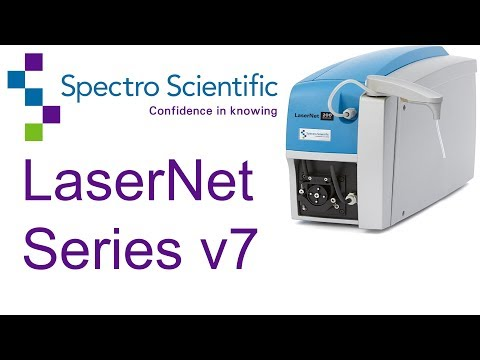 LaserNet 200 Series: Advanced Oil Particle Analysis
