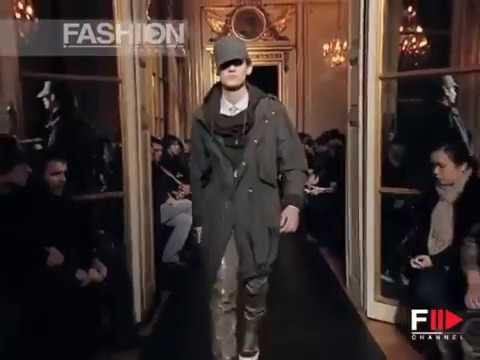 LANVIN Menswear Autumn Winter 2007 2008 Paris – Fashion Channel
