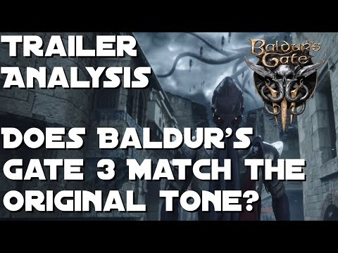 Baldur's Gate 3 - Does it Match the Original Tone? |