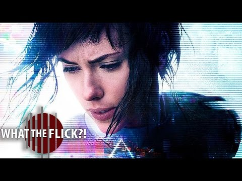 Ghost in the Shell – Official Movie Review