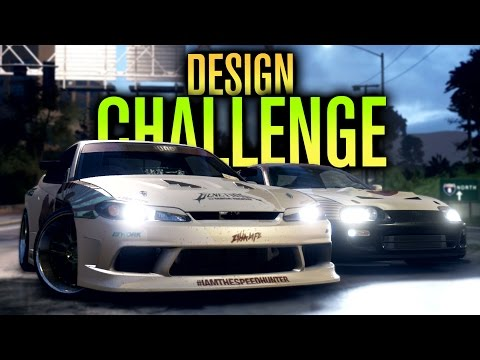 Japanese Car Design Challenge | Need for Speed 2015 w/ Jvy Pennant