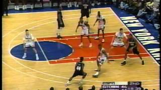 03/09/1996 Big East Final: #6 Georgetown Hoyas vs. #3 Connecticut Huskies