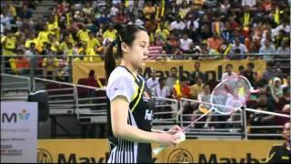 SF - XD - Zhang Nan/Zhao Yunlei vs Chan Peng Soon/Goh Liu Ying - 2012 Maybank Malaysia Open