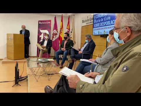 Video resumen Jornada Despoblación Diario de León día 27 de noviembre 2020