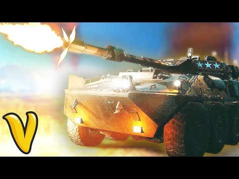 JUST CAUSE 3 HOW DO YOU DESTROY THIS TANK?! #JustMilkIt3