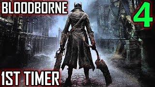 Bloodborne 1st Timer Walkthrough - Part 4 - Progress, Finally - Unlocking Shortcuts