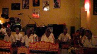 The Amed Allstar Goodtimes Guaranteed Gamelan Band