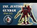 Minecraft Gundam: Infinite Justice (Part 2/2)