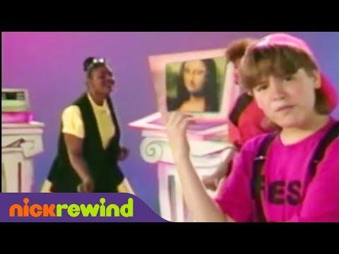 Original 1990 Tour Videos from Nickelodeon Studios  The Splat