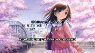Be with you- Tiara Karaoke