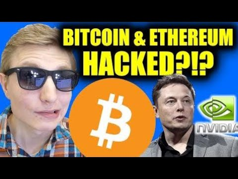 BITCOIN & ETHEREUM HACKED?? - BAD NEWS FOR TESLA - Nvidia, Volvo, Lyft, Uber, MORE!