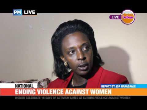 #PMLIVE: ENDING VIOLENCE AGAINST WOMEN