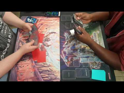 J.J. ( Ties of the Majespecters) Vs Vise (Mermail/Atlanteans)