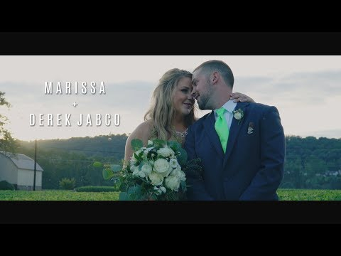 Marissa and Derek's Beautiful Wedding Film at 1900 Red Barn