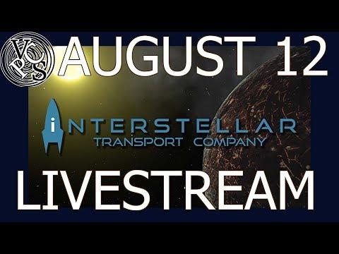 Interstellar Transport Company Live! Custom Scenario/Unfair Difficulty