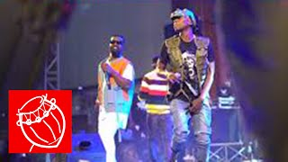 "R2Bees Perform ""Plantain Chips"" and ""Over"" at Rapperholic 2017"