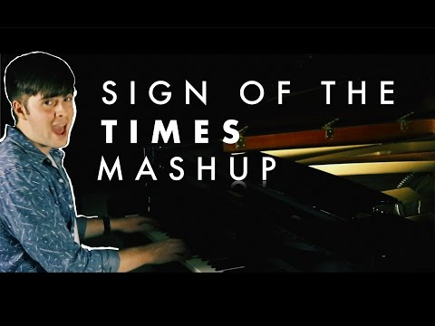 "GENIUS ""Sign of the Times"" Mashup 