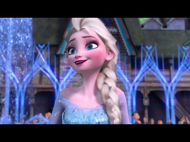 Frozen - Happy Ending (Albanian) Mbretëresha e dëborës - Dubluar në shqip