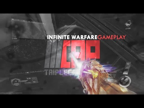 Infinite Warfare Gameplay