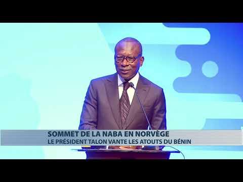 A Oslo, Patrice Talon vante les atouts du Bénin