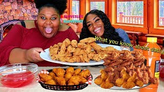 Wings with Prissy P