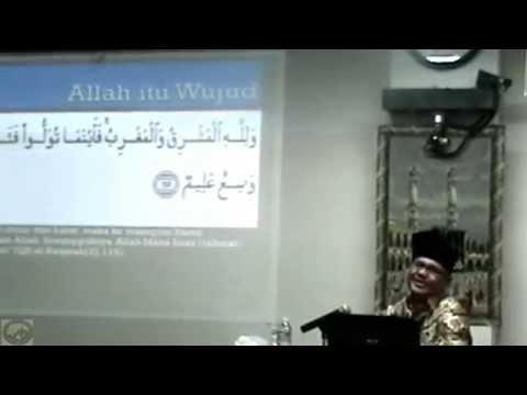 Mengenal Allah - Bag 1 - Ust. Dr. Sutrisno Hadi - Masjid KJRI Los Angeles